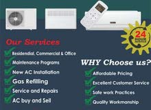 Ac repair ac services ac gas ac maintenance 24 hours