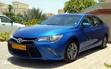 Toyota Camry 2017 For sale - Blue color