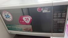 مايكرويف  LG  39 ليتر طبخ تلقائي