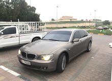 2008 BMW 740 for sale in Al Ain