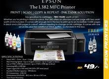 EPSON L382 MFC Printer