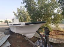قارب بحر السلسول 28 قدم نظيف جدا