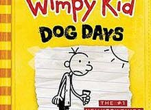 diary of a wimpy kid dog days دايري دوج دايس