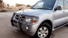 Mitsubishi Pajero Used in Benghazi