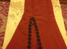 فستان جديد مستعمل ساعه فقط .