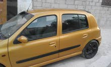 Renault Clio made in 2001 for sale