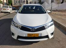 Used condition Toyota Corolla 2015 with 110,000 - 119,999 km mileage