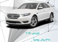 For a Monthly rental period, reserve a Ford Taurus 2018