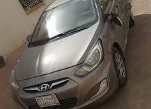 Hyundai Accent car for sale 2011 in Al Riyadh city