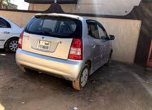 For sale Kia Picanto car in Tripoli