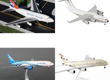 مجسمات طائرات جديدة للبيع
