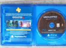 uncharted 4 للبيع ps4