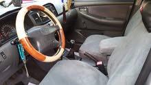 بحث عن عمل مناسب انا  عندي سياره تويوتا كورولا موديل 2007 مانويل توصيل