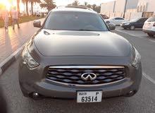Infinity FX35 super clean car urgent sale