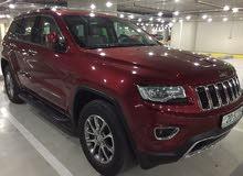 (وارد الوكالة قطعت 42 الف كم فقط)              Grand Cherokee 2014