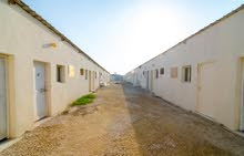 Labor camp for rent