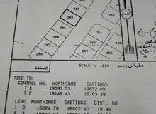 ارض سكنية للبيع 600م محوت حج 10