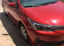 Available for sale! 1 - 9,999 km mileage Toyota Corolla 2018