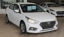 New condition Hyundai Accent 2018 with 0 km mileage