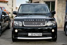 Land Rover Range Rover Sport car for sale 2011 in Amman city