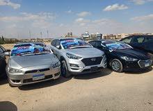 يوجد جميع انواع السيارات للإيجار