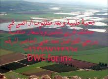 مطلوب اراضي في جميع انحاء فلسطين / الضفة الغربية لجميع المحافضات ..