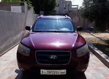 Automatic Maroon Hyundai 2009 for sale