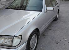 Silver Mercedes Benz S 320 1997 for sale