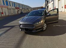 Gasoline Fuel/Power   Ford Fusion 2014