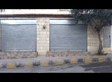 مخزن للبيع في عين الباشا شارع المناجر اقساط