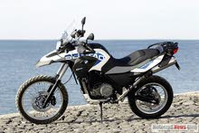 BMW motorbike for sale made in 2012