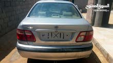 Manual Silver Nissan 2000 for sale