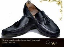 احذية رجالي جلد طبيعي تركي