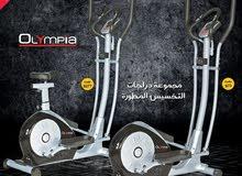 Magnetic Elliptica Bike