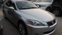 Lexus IS 250 Steel Grey Excellent Condition