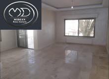 شقة للبيع خلدا قرب المعارف مساحة 200م طابق ثاني بناء حديث