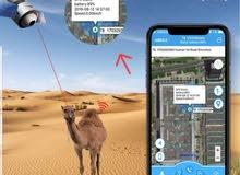 أفضل جهاز تتبع خاص للابل يعمل بنظام ال (GPS)
