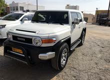 km mileage Toyota FJ Cruiser for sale