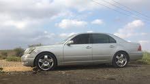 Lexus LS 2001 For sale - Silver color
