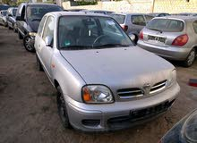 Used condition Nissan Micra 2001 with 90,000 - 99,999 km mileage