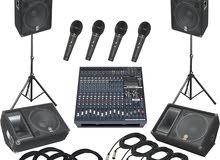 Speakers Rental Dubai - Rent Speakers in Dubai - VRS Technologies