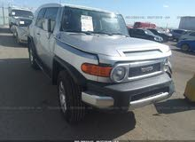 Toyota FJ Cruiser car for sale 2007 in Benghazi city