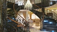 قصر مفروش 7غرف للايجار في عبدون