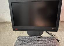 كمبيوتر مكتبي الكل في واحد لينوفو
