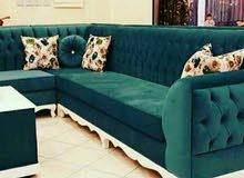 نصنع جميع أنواع الأريكة الجديدة. أريكة قديمة نغير الملابس