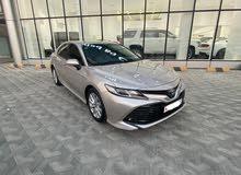Toyota Camry GLE 2018 (Beige)