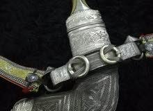 خنجر عماني قديم شيابنا