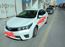corolla XLI for sale in Khobar final price 40000