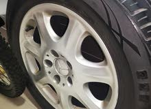 original mercedes rims with tyres for sale