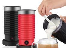 صانعة رغوة الحليب بارد و ساخن أوتوماتيكية